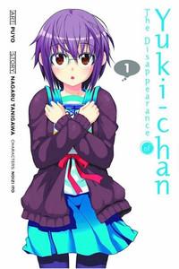 Disappearance of Nagato Yuki-Chan Graphic Novel 01
