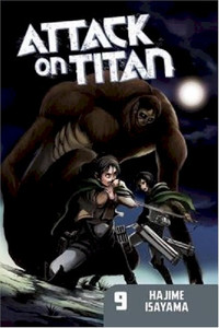 Attack on Titan Graphic Novel 09