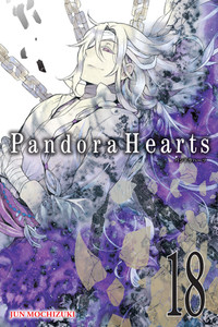 Pandora Hearts Graphic Novel 18