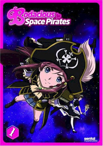 Bodacious Space Pirates DVD Collection 1