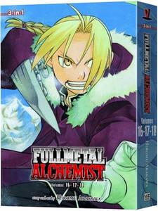 Fullmetal Alchemist Omnibus Vol. 6