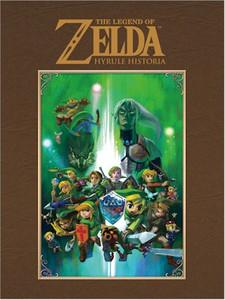 The Legend of Zelda Art Book: Hyrule Historia (HC)
