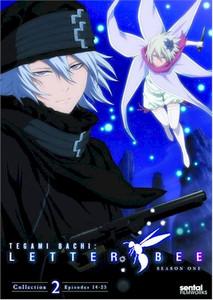 Tegami Bachi: Letter Bee Season 1 Collection 2 DVD