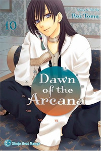 Dawn of the Arcana Graphic Novel 10