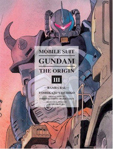 Mobile Suit Gundam: The Origin Vol. 03 - Ramba Ral