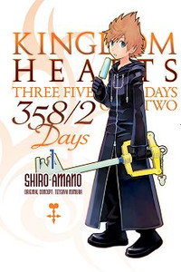 Kingdom Hearts 358/2 Graphic Novel Vol. 1