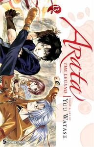 Arata: The Legend Graphic Novel 13