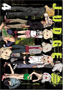 Judge Graphic Novel 04