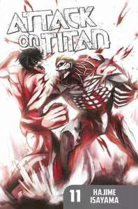 Attack on Titan Graphic Novel 11