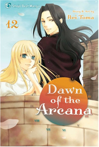 Dawn of the Arcana Graphic Novel 12
