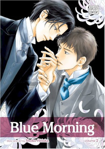 Blue Morning Graphic Novel Vol. 2
