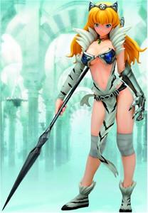 Queen's Blade Figure - Elina