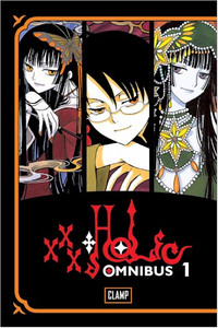 xxxHOLiC Omnibus Graphic Novel Vol. 01