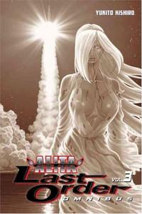Battle Angel Alita Last Order Omnibus Vol. 3