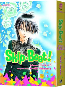 Skip Beat! Graphic Novel Omnibus 05