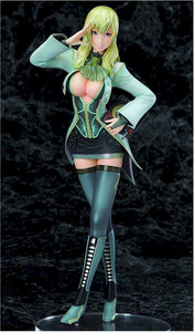 Border Break PVC Figure - Fiona (Kazama Raita Ver.)