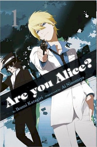 Are You Alice? Graphic Novel 01