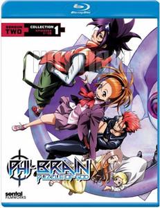 Phi-Brain Season 2 Collection 1 Blu-ray