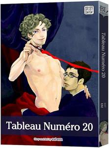 Tableau Numero 20 Graphic Novel