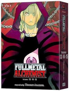 Fullmetal Alchemist Omnibus Vol. 5