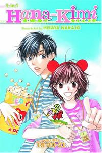 Hana Kimi Omnibus Vol. 7