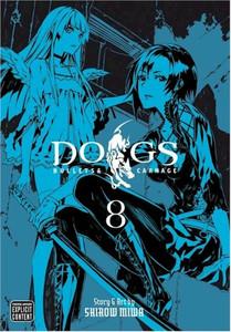 Dogs: Bullets & Carnage Graphic Novel Vol. 08