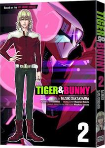 Tiger & Bunny Graphic Novel Vol. 2