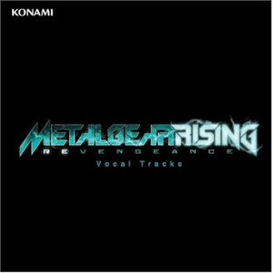 Metal Gear Rising: Revengeance Vocal Track