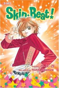 Skip Beat! Graphic Novel Omnibus 07