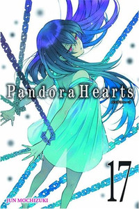 Pandora Hearts Graphic Novel 17
