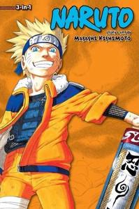 Naruto Graphic Novel Omnibus 04