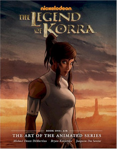 Legend of Korra Library Edition 1 Air