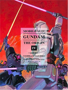 Mobile Suit Gundam: The Origin Vol. 04 - Jaburo