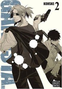 Gangsta. Graphic Novel Vol. 02