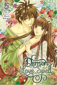 Demon Love Spell Graphic Novel 05
