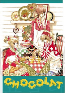 Chocolat Graphic Novel 08