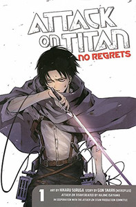 Attack on Titan - No Regrets Graphic Novel 01