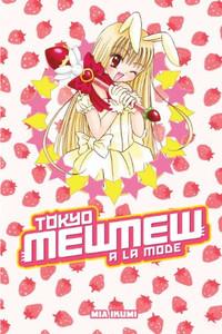 Tokyo Mew Mew a la Mode Omnibus Graphic Novel
