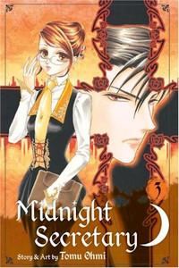Midnight Secretary Graphic Novel Vol. 03
