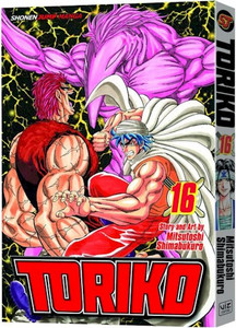 Toriko Graphic Novel 16