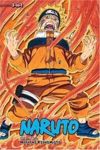 Naruto Graphic Novel Omnibus 09