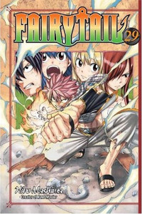 Fairy Tail Graphic Novel 29