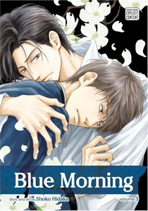 Blue Morning Graphic Novel Vol. 3