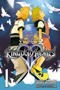 Kingdom Hearts II Graphic Novel Vol. 1
