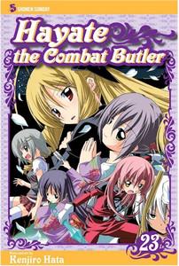 Hayate the Combat Butler Graphic Novel 23