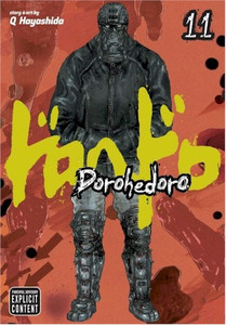 Dorohedoro Graphic Novel Vol. 11