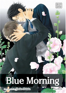 Blue Morning Graphic Novel Vol. 4