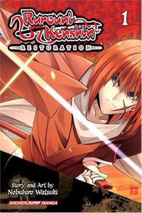 Rurouni Kenshin Restoration Graphic Novel Vol. 01