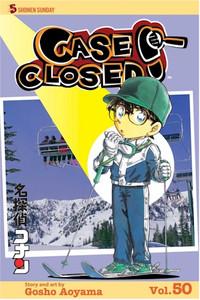 Case Closed Graphic Novel Vol. 50