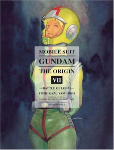 Mobile Suit Gundam: The Origin Vol. 07 - Battle of Loum